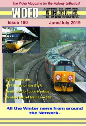 TVP - Railway films, steam trains, modern diesel and electric